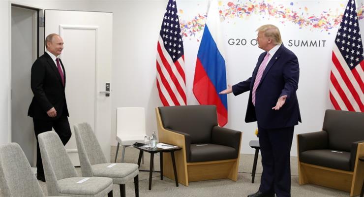 """Трамп призывает Россию прекратить поддержку режима """"зверств"""" в Сирии"""