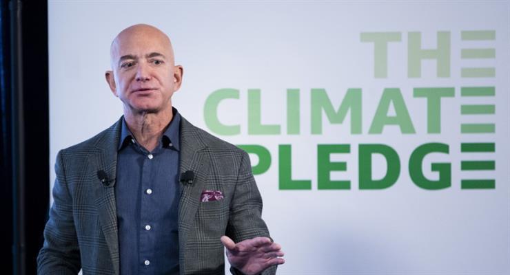 Безос пожертвует на борьбу с изменением климата 10 миллионов долларов