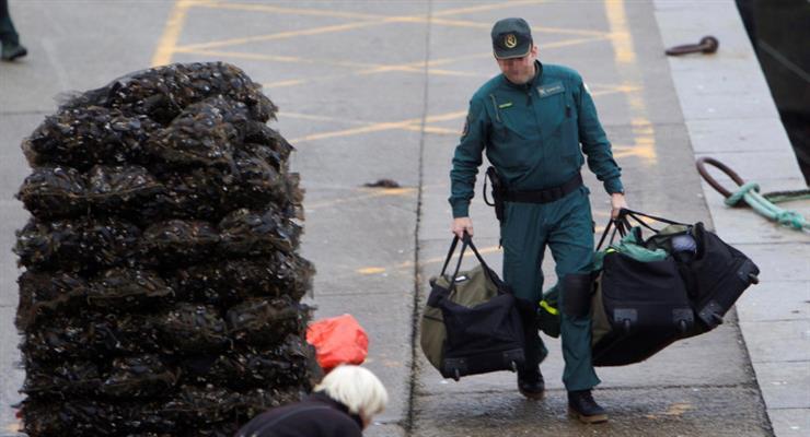 В Коста-Рике изъяли рекордные 5 тонн кокаина для Нидерландов