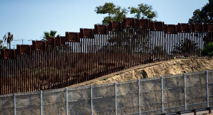 Стена вдоль границы с Мексикой будет построена без госзакупок