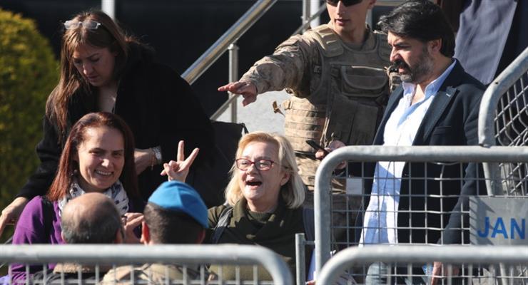 Турецкий активист Осман Кавала был снова арестован