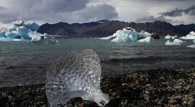 Глобальное потепление вызывает необратимое массовое таяние льда в Антарктиде