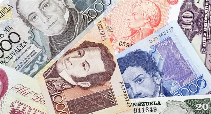 Россия печатает деньги для Венесуэлы