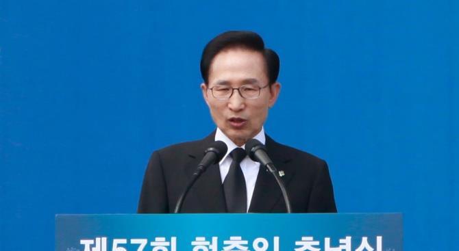 Бывший президент Южной Кореи был приговорен к заключению в тюрьму на 17 лет за коррупцию