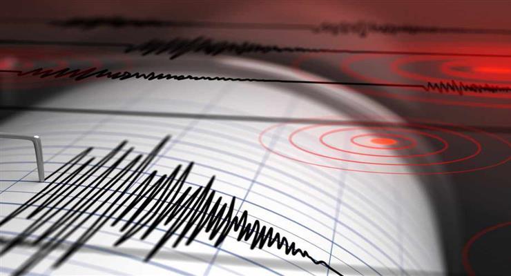 Серьезное землетрясение в Мексике
