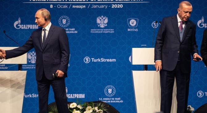 СМИ: Реджепу Эрдогану и Владимиру Путину не о чем говорить