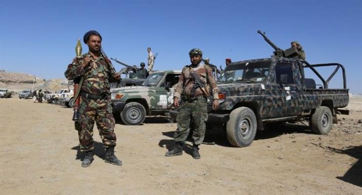 Хасси в Йемене выпустили баллистические ракеты в Саудовскую Аравию