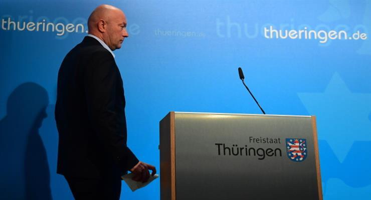 В Тюрингии поняли - они вышли из политического кризиса, потрясшего Германию