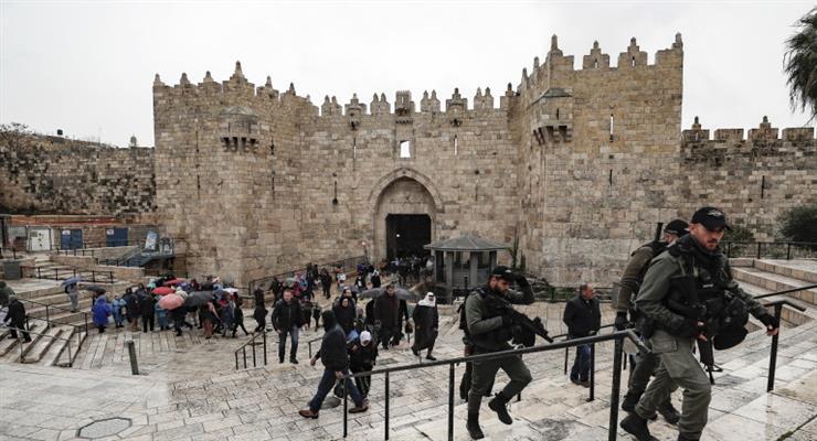 Израильская полиция застрелила нападавшего с ножом в Старом городе Иерусалима