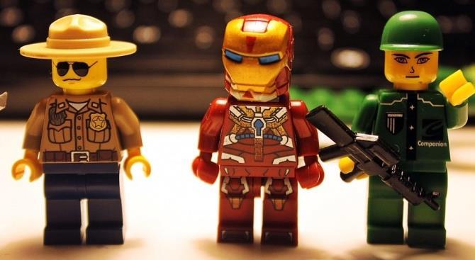 Создатель Лего умер