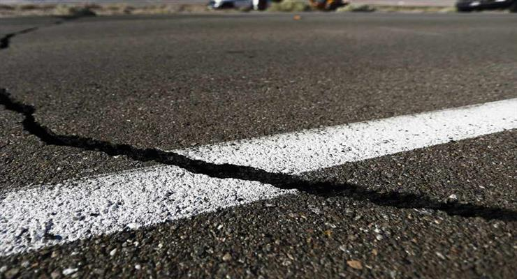 Землетрясение также обрушилось на Францию