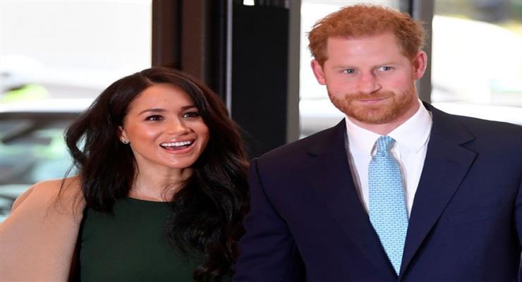 Гарри и Меган жалуются на отношения дворца после того, как они были отделены от семьи