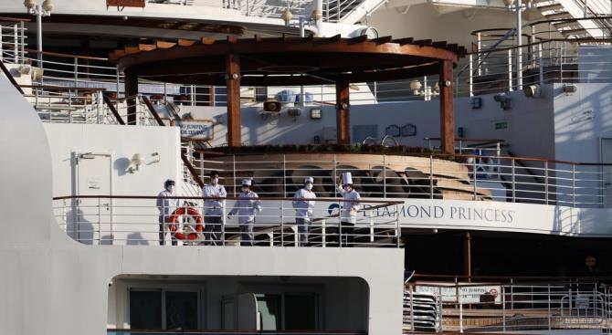 Умер четвертый пассажир круизного лайнера, находящийся на карантине возле Японии
