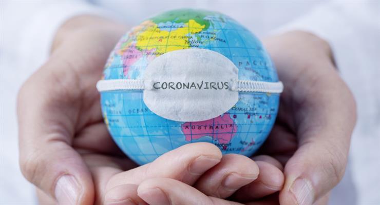 В 33 странах есть случаи коронавируса