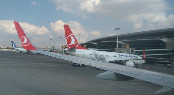 Самолет, летевший из Тегерана в Стамбул, был отменен из-за подозрения на коронавирус