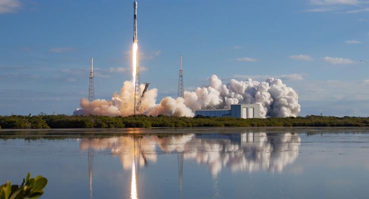 Musk SpaceX строит завод под Лос-Анджелесом для ракет, чтобы отправлять людей на Марс и Луну