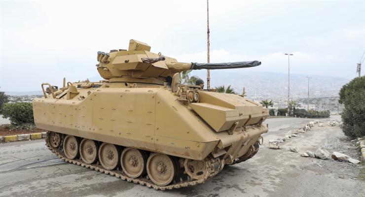 Эрдоган: на этой неделе Турция вытеснит сирийские войска с постов Идлиб