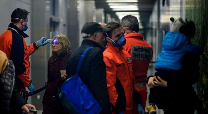 Норвегия: у нас первый случай коронавируса