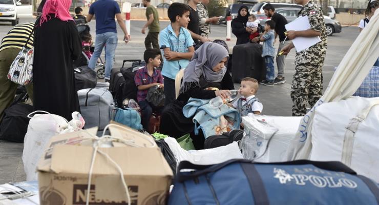 Турция открывает границы для свободного прохода беженцев
