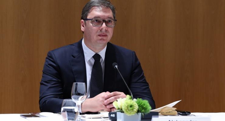 Вучич: признание Косово - это вопрос времени