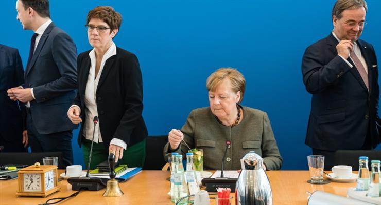 Депутаты обвинили Меркель в соучастии в убийстве Сулеймани