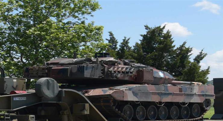 Сирийская армия пока не использует захваченный танк Т-90