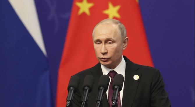 "Владимир Путин: ""У меня нет двойника"""