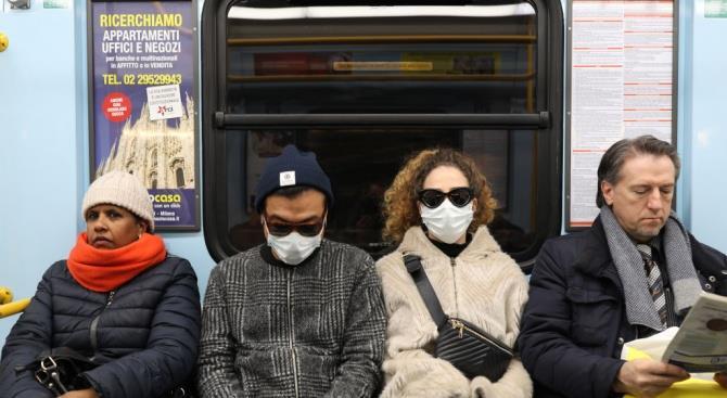 Юристы: Ношение масок против гриппа в Бельгии незаконно