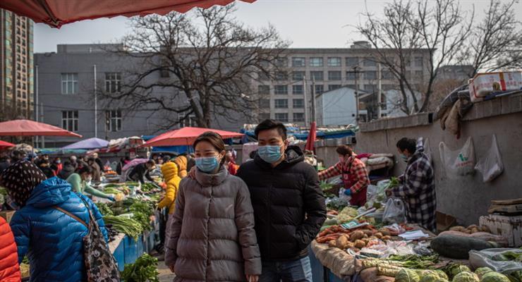 Россия закрыла свои границы для иностранцев, прибывающих из Ирана и Южной Кореи