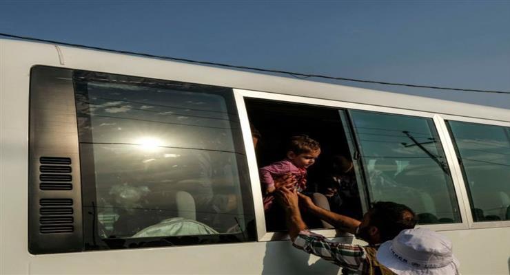 Греция ужесточает контроль над своей границей с Турцией