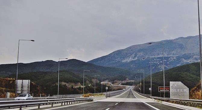 Массовые проверки водителей в Греции