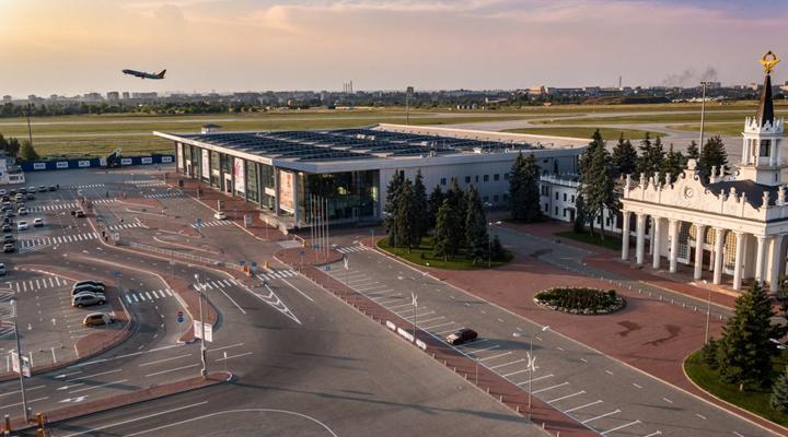 аеропорт «Харків» продемонстрував відмінну динаміку зростання пасажиропотоку