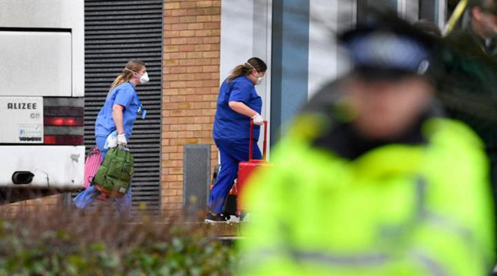 борьба Великобритании с коронавирусом