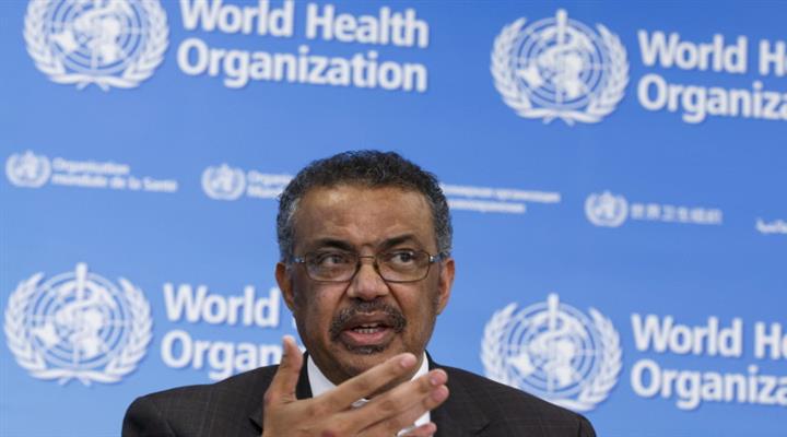 глава ВООЗ попередив про поширення коронавируса у всьому світі