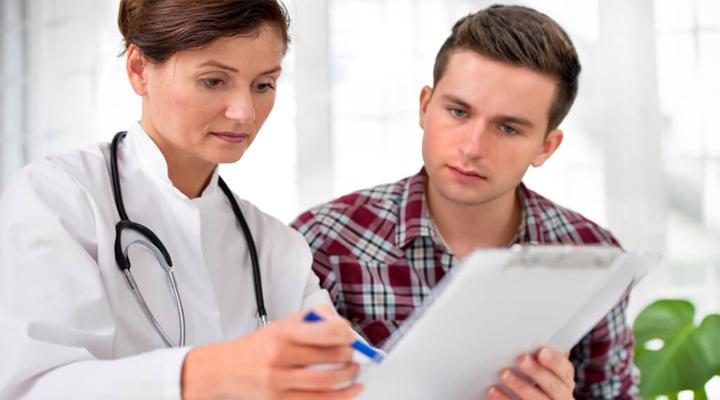Медицинская страховка