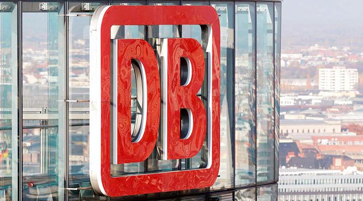 німецький залізничний гігант Deutsche Bahn