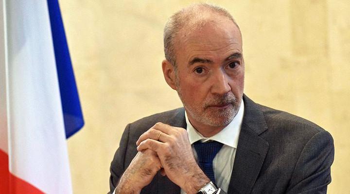 новий посол Франції в Україні Етьєн де Понсен брав участь в презентації Парижа
