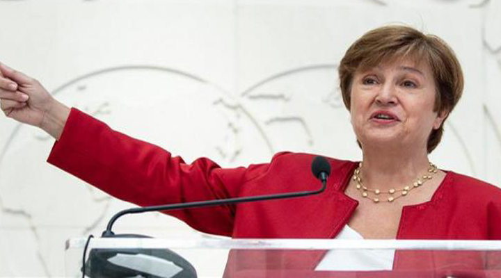 чи отримає ставленик Трампа в МВФ пост заступника Крісталіни Георгієвої