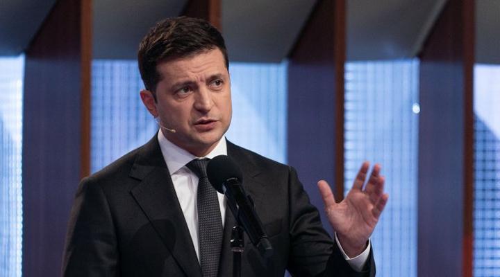 президент, президент Украины рассказал, куда будут потрачены деньги, выплаченные «Газпромом»