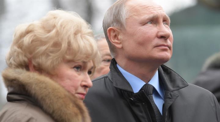 Путин поблагодарил Трампа за помощь в предотвращении теракта