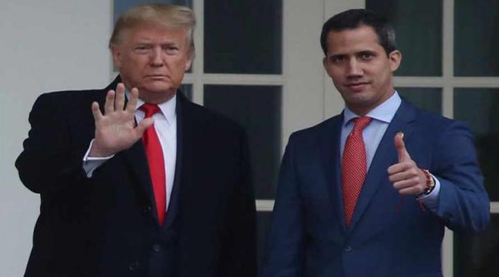 Трамп пообіцяв Гвідо підтримку