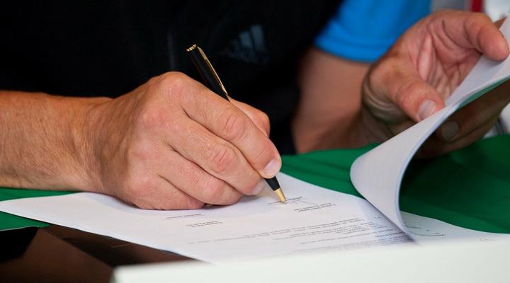 Условия в договоре
