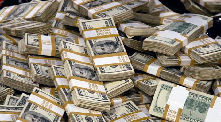 за січень міжнародні валютні резерви України збільшилися на 1 млрд. доларів