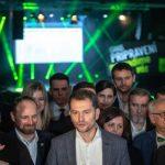 Опозиція веде вибори в Словаччині