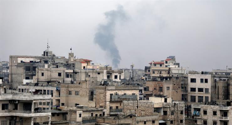 Сирийская армия закрывает воздушное пространство над Идлибом