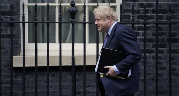 Борис Джонсон пообещал солидную сделку с США