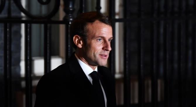 Франция готова помочь Болгарии и Греции защитить свои границы