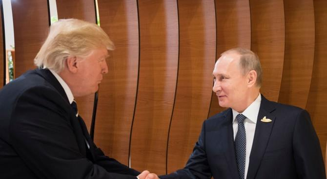 Путин раскрыл, на что жаловался Трамп
