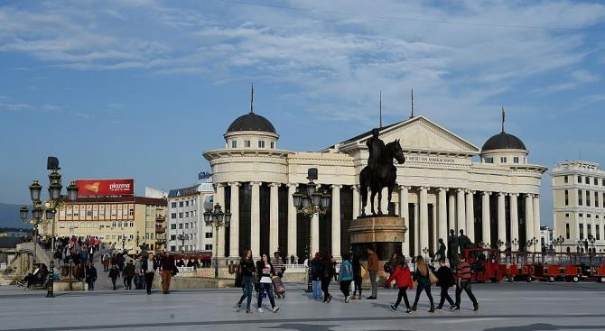 Брюссель: мы довольны прогрессом Скопье