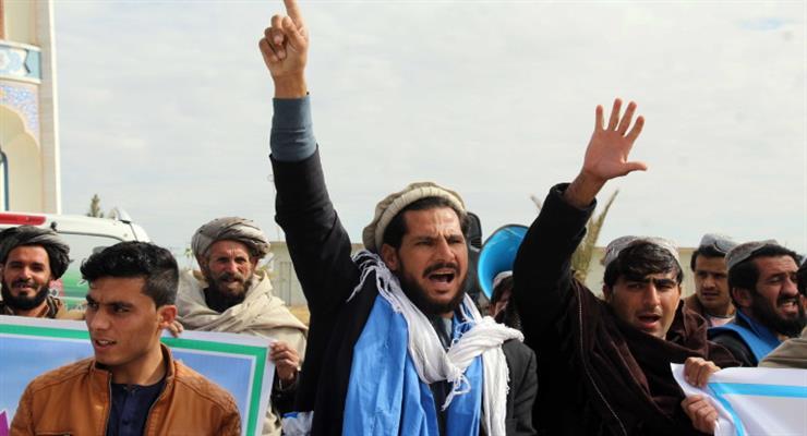 Талибан: мы возобновляем наступление только против афганских сил